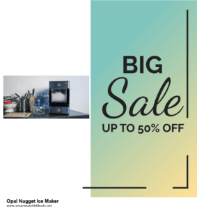 Top 5 Black Friday and Cyber Monday Opal Nugget Ice Maker Deals 2020 Buy Now