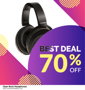 6 Best Open Back Headphones Black Friday 2020 and Cyber Monday Deals | Huge Discount