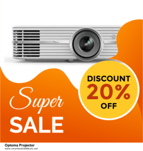 List of 10 Best Black Friday and Cyber Monday Optoma Projector Deals 2021