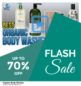List of 10 Best Black Friday and Cyber Monday Organic Body Washes Deals 2020
