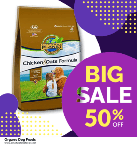 Top 5 Black Friday and Cyber Monday Organic Dog Foods Deals 2020 Buy Now