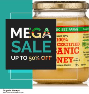 Top 10 Organic Honeys Black Friday 2020 and Cyber Monday Deals