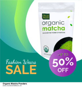 7 Best Organic Matcha Powders Black Friday 2020 and Cyber Monday Deals [Up to 30% Discount]