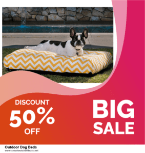 Top 5 Black Friday 2020 and Cyber Monday Outdoor Dog Beds Deals [Grab Now]