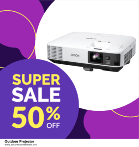 6 Best Outdoor Projector Black Friday 2020 and Cyber Monday Deals | Huge Discount