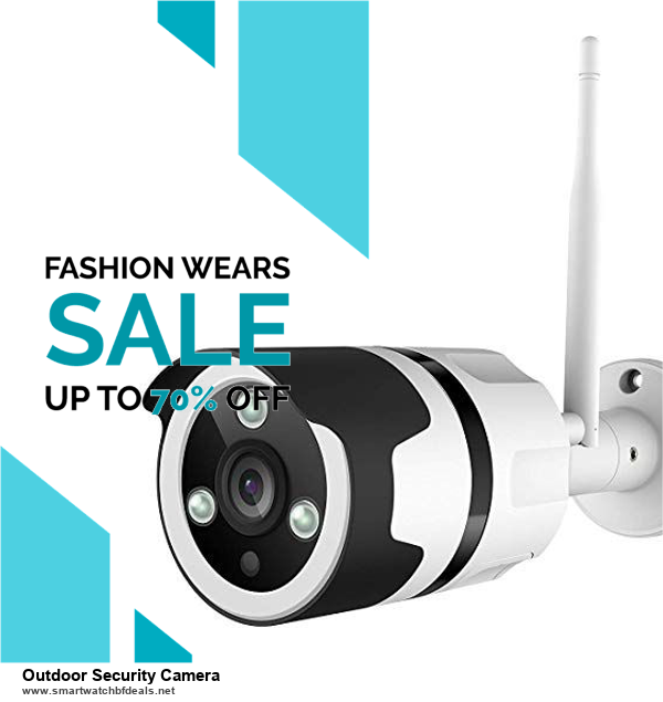 13 Exclusive Black Friday and Cyber Monday Outdoor Security Camera Deals 2020