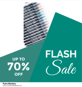 List of 10 Best Black Friday and Cyber Monday Paint Markers Deals 2020