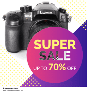 Top 5 Black Friday and Cyber Monday Panasonic Gh4 Deals 2020 Buy Now