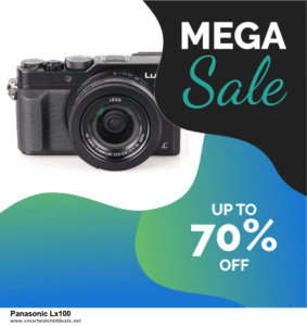 List of 6 Panasonic Lx100 Black Friday 2020 and Cyber MondayDeals [Extra 50% Discount]