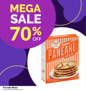 6 Best Pancake Mixes Black Friday 2020 and Cyber Monday Deals | Huge Discount