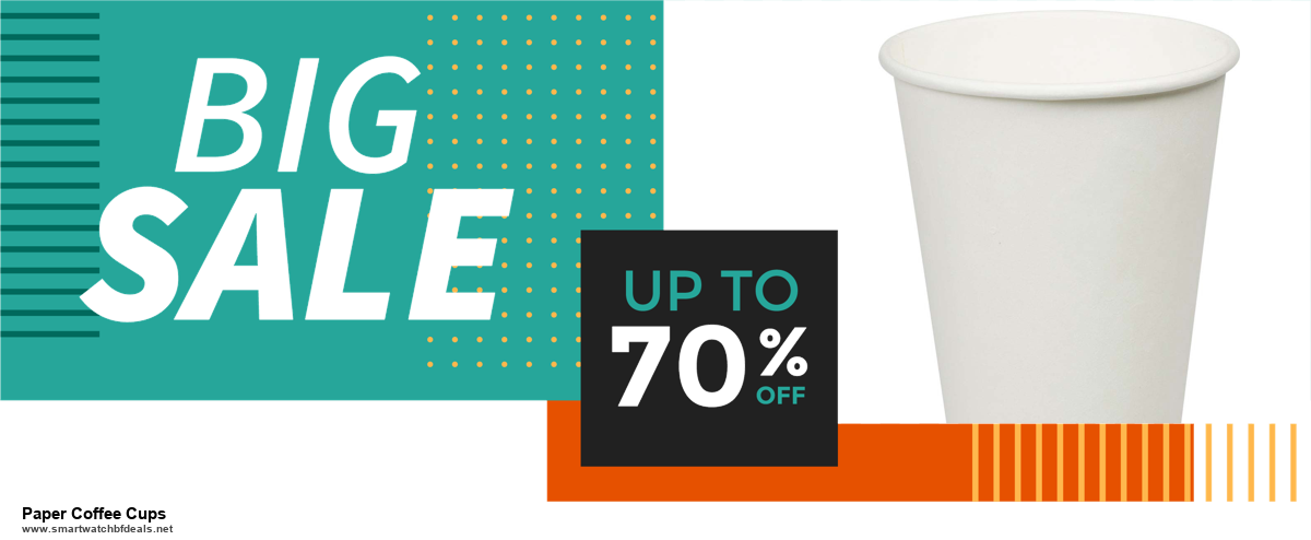 Top 11 Black Friday and Cyber Monday Paper Coffee Cups 2020 Deals Massive Discount