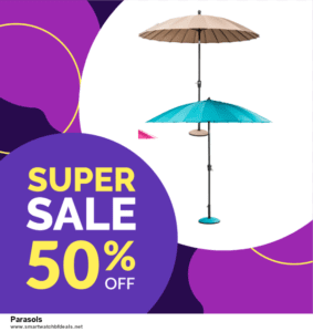 Top 5 Black Friday 2020 and Cyber Monday Parasols Deals [Grab Now]