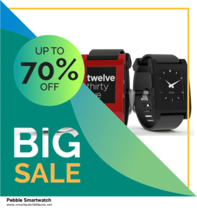 Grab 10 Best Black Friday and Cyber Monday Pebble Smartwatch Deals & Sales