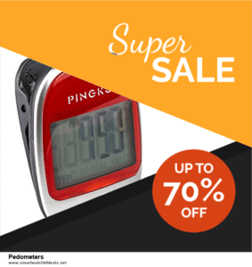List of 10 Best Black Friday and Cyber Monday Pedometers Deals 2020