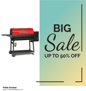 Top 10 Pellet Smoker Black Friday 2020 and Cyber Monday Deals
