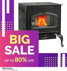 5 Best Pellet Stoves Black Friday 2020 and Cyber Monday Deals & Sales