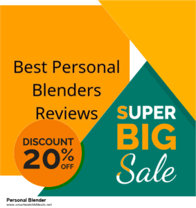 13 Exclusive Black Friday and Cyber Monday Personal Blender Deals 2020