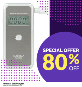Top 10 Personal Breathalyzer Black Friday 2020 and Cyber Monday Deals