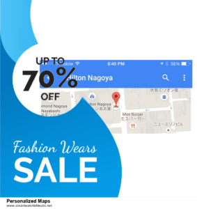 9 Best Black Friday and Cyber Monday Personalized Maps Deals 2020 [Up to 40% OFF]