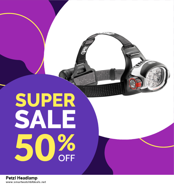 Top 10 Petzl Headlamp Black Friday 2020 and Cyber Monday Deals
