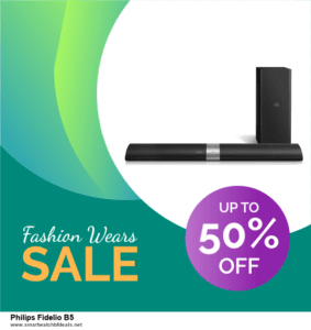 6 Best Philips Fidelio B5 Black Friday 2020 and Cyber Monday Deals | Huge Discount