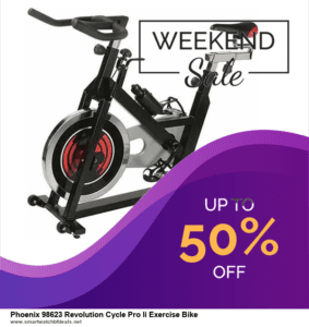 13 Best Black Friday and Cyber Monday 2020 Phoenix 98623 Revolution Cycle Pro Ii Exercise Bike Deals [Up to 50% OFF]