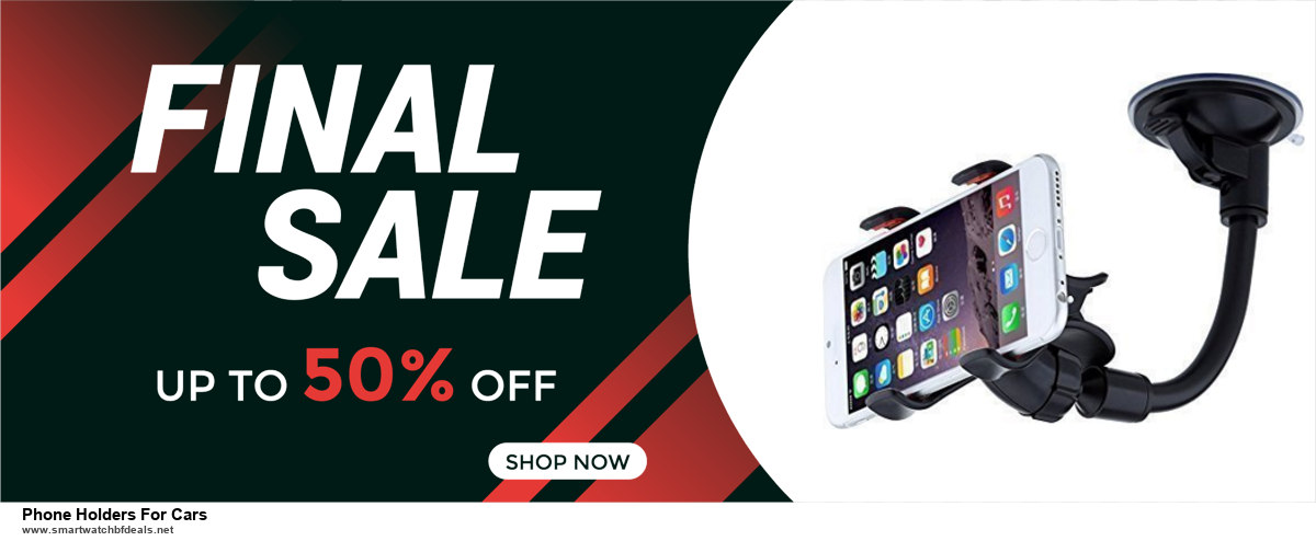 13 Exclusive Black Friday and Cyber Monday Phone Holders For Cars Deals 2020