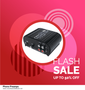 13 Best Black Friday and Cyber Monday 2020 Phono Preamps Deals [Up to 50% OFF]