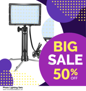 List of 10 Best Black Friday and Cyber Monday Photo Lighting Sets Deals 2020