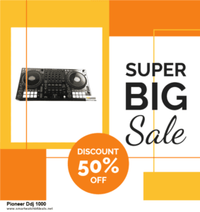 13 Best Black Friday and Cyber Monday 2020 Pioneer Ddj 1000 Deals [Up to 50% OFF]