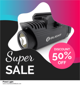 9 Best Black Friday and Cyber Monday Pistol Light Deals 2020 [Up to 40% OFF]