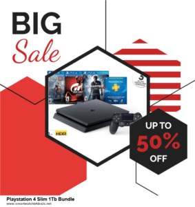 Top 5 Black Friday 2020 and Cyber Monday Playstation 4 Slim 1Tb Bundle Deals [Grab Now]
