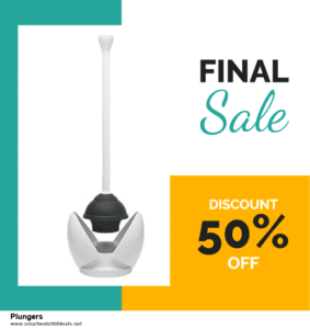 10 Best Black Friday 2020 and Cyber Monday  Plungers Deals | 40% OFF