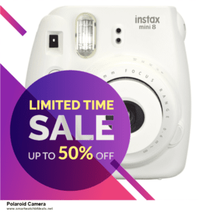 List of 10 Best Black Friday and Cyber Monday Polaroid Camera Deals 2020