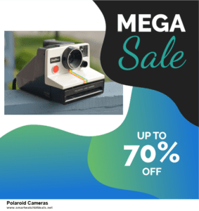 6 Best Polaroid Cameras Black Friday 2020 and Cyber Monday Deals   Huge Discount
