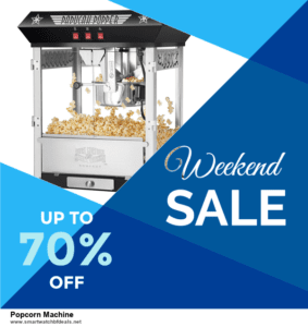 List of 6 Popcorn Machine Black Friday 2020 and Cyber MondayDeals [Extra 50% Discount]