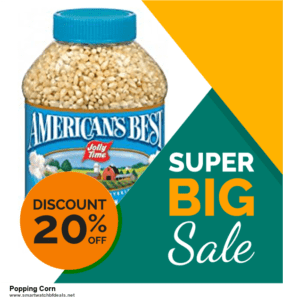 10 Best Black Friday 2020 and Cyber Monday  Popping Corn Deals | 40% OFF