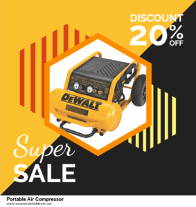 10 Best Black Friday 2020 and Cyber Monday  Portable Air Compressor Deals | 40% OFF