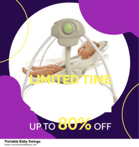 13 Exclusive Black Friday and Cyber Monday Portable Baby Swings Deals 2020
