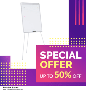 9 Best Black Friday and Cyber Monday Portable Easels Deals 2020 [Up to 40% OFF]