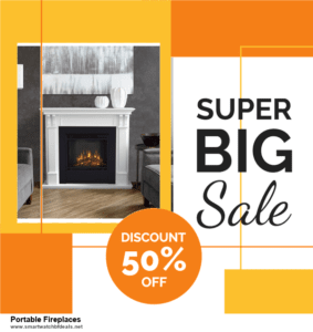 Top 5 Black Friday and Cyber Monday Portable Fireplaces Deals 2020 Buy Now