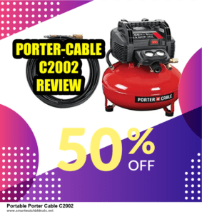 Grab 10 Best Black Friday and Cyber Monday Portable Porter Cable C2002 Deals & Sales