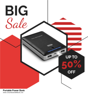 13 Best Black Friday and Cyber Monday 2020 Portable Power Bank Deals [Up to 50% OFF]