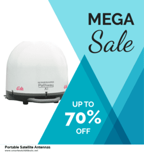 9 Best Black Friday and Cyber Monday Portable Satellite Antennas Deals 2020 [Up to 40% OFF]