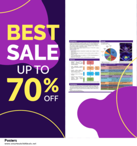 Top 5 Black Friday and Cyber Monday Posters Deals 2020 Buy Now