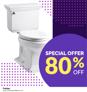 List of 10 Best Black Friday and Cyber Monday Potties Deals 2020