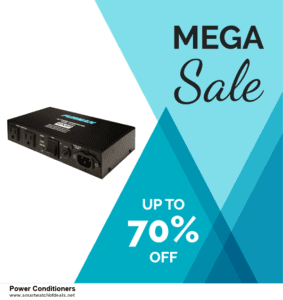 7 Best Power Conditioners Black Friday 2020 and Cyber Monday Deals [Up to 30% Discount]