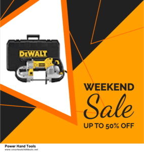 Top 5 Black Friday and Cyber Monday Power Hand Tools Deals 2020 Buy Now