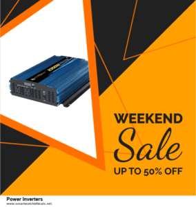 10 Best Power Inverters Black Friday 2020 and Cyber Monday Deals Discount Coupons