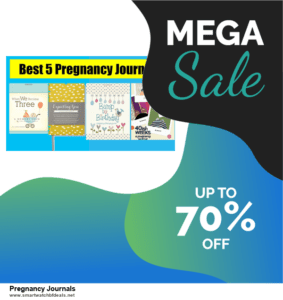 List of 6 Pregnancy Journals Black Friday 2020 and Cyber MondayDeals [Extra 50% Discount]
